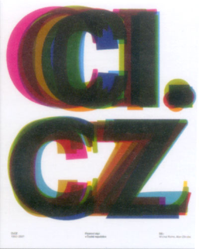 CI.CZ 1990-2007: Corporate Identity in the Czech
